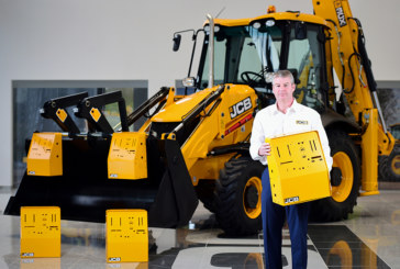 WATCH: JCB joins national call to action over ventilator shortage