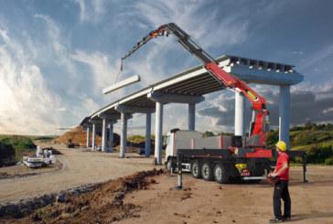 PALFINGER presents new crane models