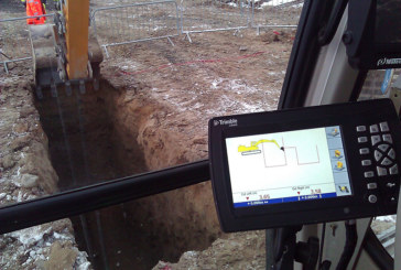 Cut costs by eliminating over digging