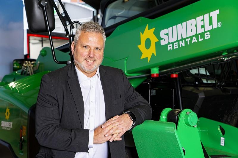 A-Plant rebrands as Sunbelt Rentals