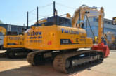 Parchow Groundworks invests in LiuGong Fleet
