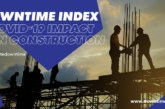 Construction Downtime Index Showing Improvement in Every Region