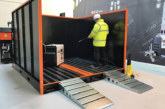 Wash bays from Trime UK