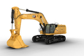 Technology-based safety features for excavators