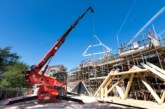 Multi-task with Manitou MRT rotary telehandlers