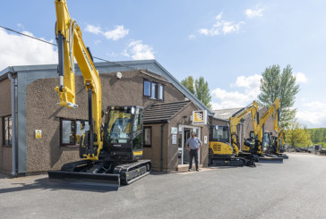 Yanmar welcomes Taylor & Braithwaite to UK dealer network