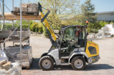 New Kramer wheel loaders