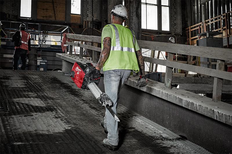 MX FUEL Demolition Hammer from Milwaukee Tool