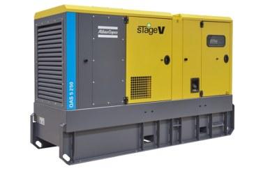 Atlas Copco's new mobile generators are Stage V compliant