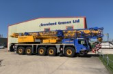 Crane hire company expands its Tadano fleet