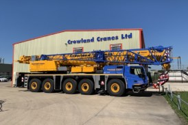 Crane hire company expands its Tadano fleet