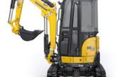 Yanmar's ViO23-6 mini excavator