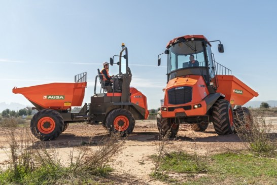 AUSA launches five new products
