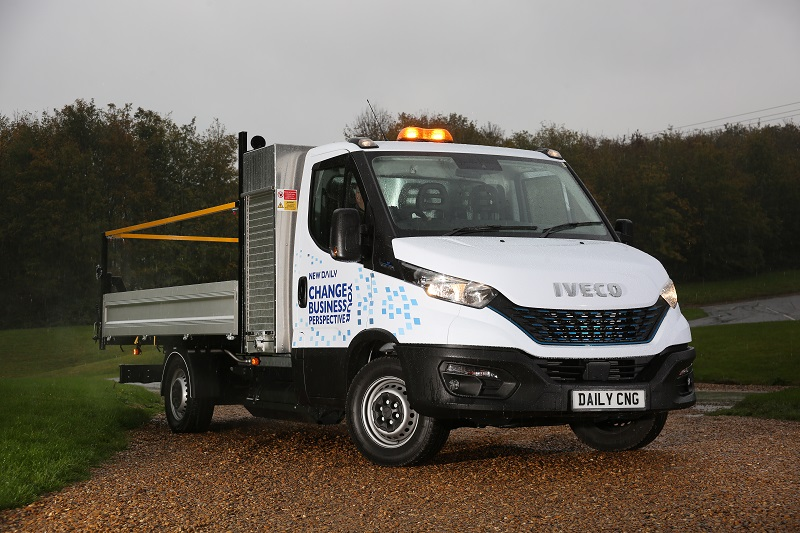 New Hire Purchase options on IVECO Daily