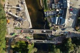 Sykes Pumps builds bridges