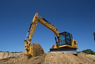 Introducing the next generation Cat 313 excavator
