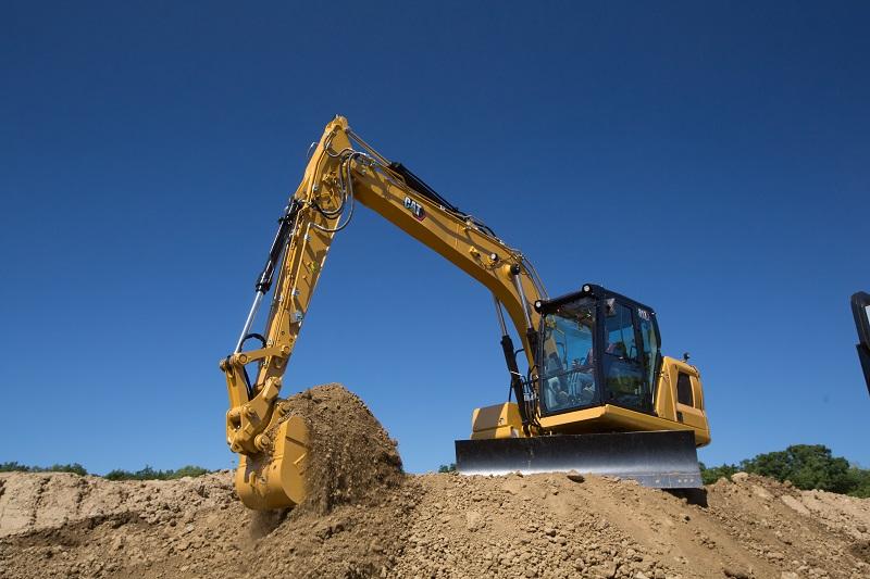 Introducing the next generation Cat 313 excavator