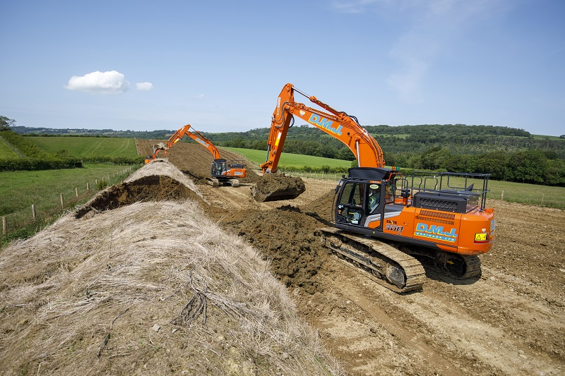 First Hitachi Zaxis-7 excavators have arrived