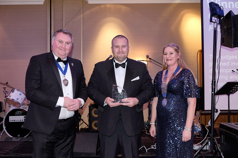 Chepstow Plant International receives national accolade