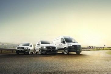 Mercedes-Benz Vans launches finance offers
