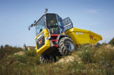 Dual View dumpers receive European Rental Award