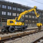 Liebherr   A 922 Rail Litronic