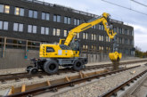 Liebherr | A 922 Rail Litronic