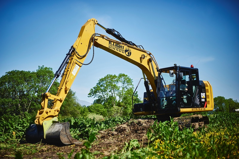 """No """"new deal"""" without used construction machines"""