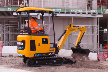 JCB electric minis are an emissions game-changer for J Coffey