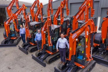 Kubota supplies Breheny Civil Engineering