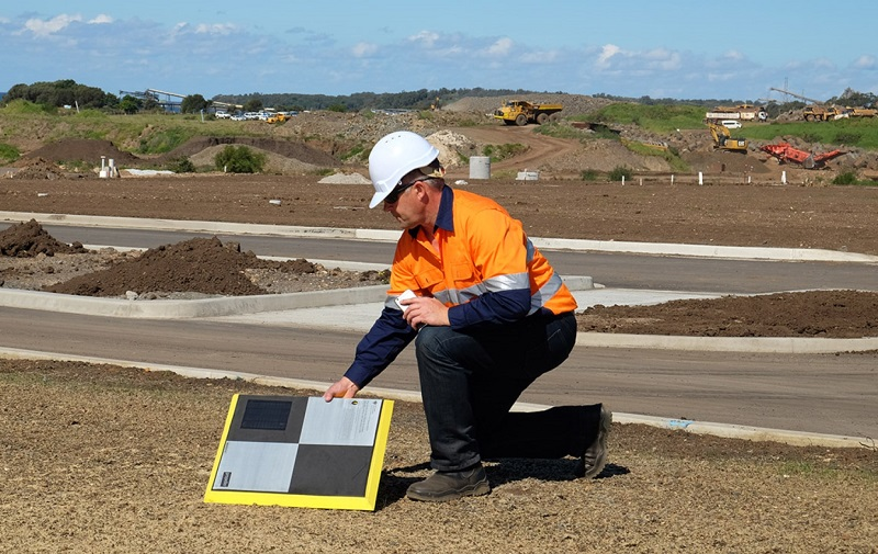 Improve progress tracking for earthmoving with SITECH