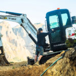 WATCH: Building the world's biggest bike jumps with Bobcat