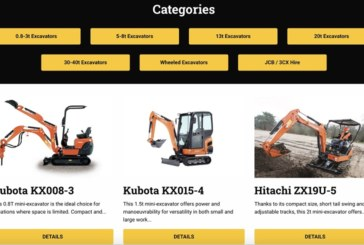 BPH Plant Hire unveils new website