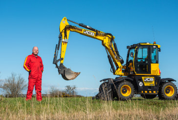 No going back for JCB superfan