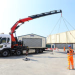 Five new delivery vehicles for Mobile Mini