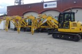 Howard Civil Engineering expand fleet with Komatsu utility range.