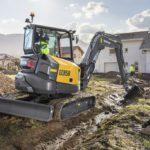 Volvo introduces F generation ECR58 compact excavator