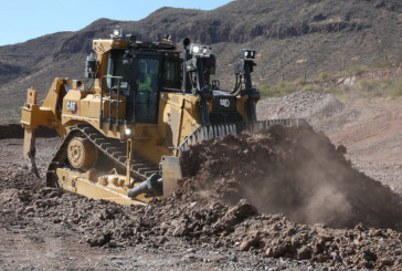 Introducing the CAT D9 Dozer