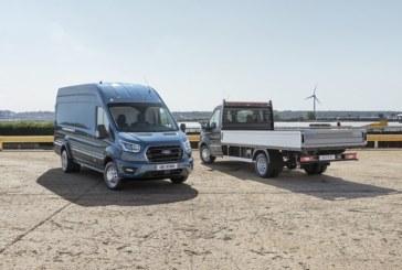 Ford announces new 5.0-tonne Transit derivative