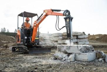 Doosan launches new HB-series Hydraulic Breakers