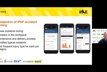 IPAF relaunches portal in drive for better accident reporting
