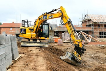 Plant hirer invests in a JCB 140X