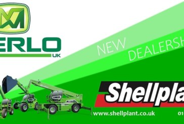 Merlo appoints Shellplant as new dealer