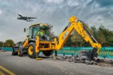 JCB updates 55KW 3CX Backhoe Loader