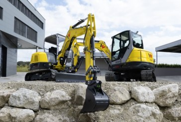 Wacker Neuson introduce two new mini-excavators