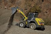 New wheel loaders from Wacker Neuson