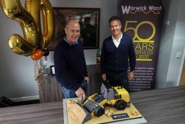 Warwick Ward Machinery celebrates half century