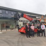 Manitou to make changes to its Construction dealer network 1st January 2021