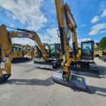L Lynch Plant Hire first to adopt the new GKD Cat 308 RCi