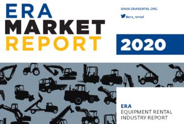 European Rental Association release 2020 market report